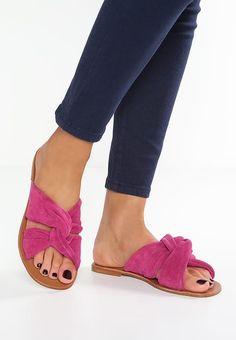 KIOMI Pantolette flach - pink - Zalando.de