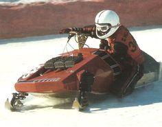 F1 great Gilles Villeneuve and his Alouette Super