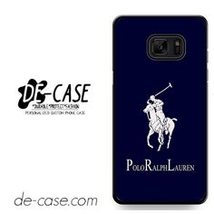 Ralph Lauren Polo Blue Center Camera DEAL-9144 Samsung Phonecase Cover For Samsung Galaxy Note 7