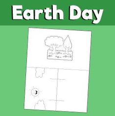 Earth-day-pop-up-card-
