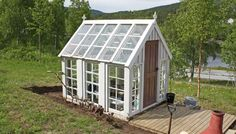 Greenhouse Farming is the process of cultivating crops and vegetable. If you have a greenhouse or are considering setting up one, then we'll share what greenhouse plants grows best inside. Old Window Greenhouse, Build A Greenhouse, Greenhouse Gardening, Greenhouse Wedding, Greenhouse Ideas, Homemade Greenhouse, What Is A Conservatory, Gazebos, Cold Frame