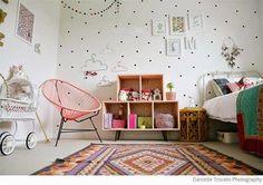 Dossier Kids : 6 Idées pour réinventer la chambre d'une fille en toute simplicité