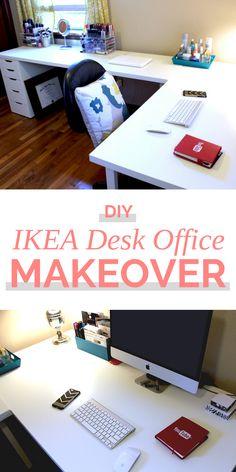 Ikea L Shaped Desk Ideas . Ikea L Shaped Desk Ideas . Minimalist Corner Desk Setup Ikea Linnmon Desk top with Ikea L Desk, Bureau Alex Ikea, Ikea Corner Desk, Ikea Linnmon Desk, Ikea Drawers, Ikea Office Storage, Ikea Office Hack, Alex Desk, Ikea L Shaped Desk