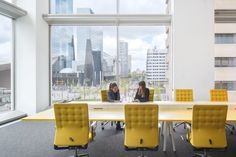 Robeco Offices - Rotterdam - Office Snapshots