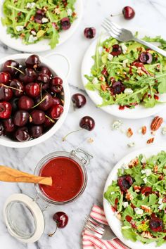 Cherry-Chipotle Balsamic Vinaigrette