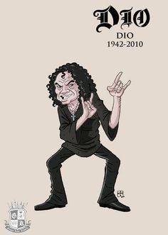 Ronnie James DIO..................