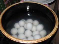 How To Preserve Eggs With Water Glass