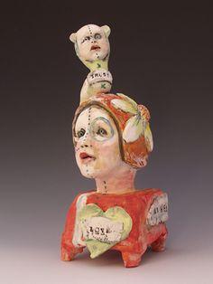 Ceramic Artist Victoria Rose martin