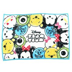 Disney Tsum Tsum Throw Blanket