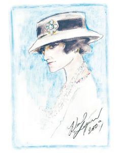 Coco Chanel by Karl Lagerfeld