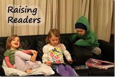 Tips for raising kids who love books