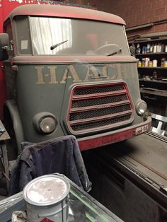 Barn Finds, Old Trucks, Buses, Rigs, Dutch, Vehicles, Europe, Wedges, Dutch Language