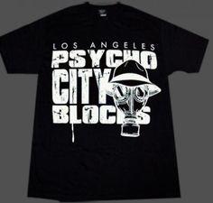 psycho .realm | Psycho Realm — Psycho City Blocks Lyrics