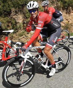 Alberto Contador Stage 2 Vuelta a Pais Vasco 2017 @photogomezsport