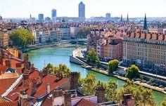 O Que Fazer em Lyon na França #viagem #viajar