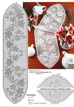 Oval tablecloth