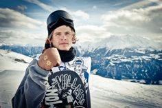Snowboarding at its best...