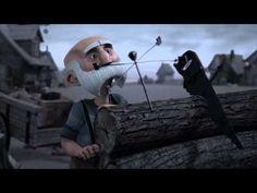 "CGI 3D Animated Short HD: ""Reviving Redwood"" - by Matt Sullivan - YouTube"