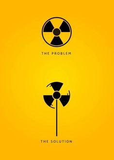 Nice #Illustration regarding #Radiation - Via @Greenpeace Thailand