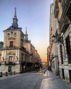 Madrid, Calle Mayor