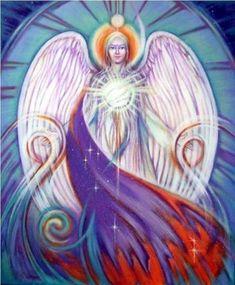 Apelación al Arcángel Zadquiel para encender la Llama Violeta | Compartiendo Luz con Sol