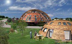 Éco-village Domespace