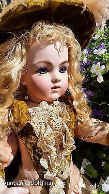 eBay公認海外オークション セカイモン このURLからの会員登録で紹介クーポンゲット,Antique French Bisque Bebe Bru Jne Doll on Chevrot Body Amazing near A/O