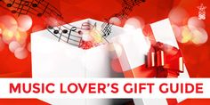 Are you in a tear looking for some last minute gifts? Here is our Music Lover's Gift Guide for a quick and easy solution for any Holiday gift Gift For Music Lover, Music Lovers, Music Station, Last Minute Gifts, Holiday Gifts, Gift Guide, Entertaining, Easy, Xmas Presents