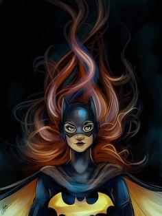 Barbara Gordon, Batgirl.