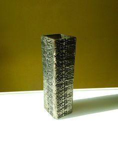 Patrick Meyer Modernist Brutalist Carved Art by JigsandLarry