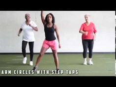 Lower Body Exercise Routine for Older Adults