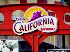 disneyland california adventure sign | Daniel Radcliffes