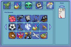 TS4 artwork and icons for TS2