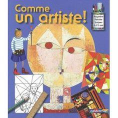 des idées d'activités liées à des oeuvres d'art