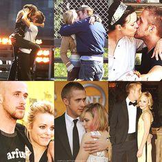 Rachel McAdams & Ryan Gosling. i wish they were a real life couple...