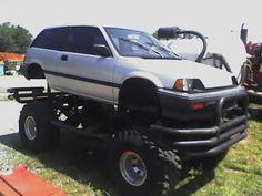 12 Hilarious Redneck Vehicles (funny redneck vehicles) - ODDEE