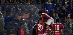 Zebra e história na Libertadores