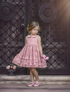 4a3d97a55 Posh And Pretty Dress - Dollcake Little Girl Outfits, Little Girl Fashion,  Toddler Outfits