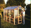 Buy a greenhouse kit and build your own greenhouse from SBGreenhouse.com