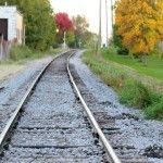 railroad in the fall 365 day project