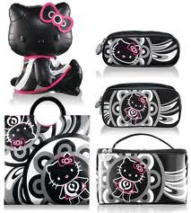 Hello Kitty!! I love the pink and black!!!