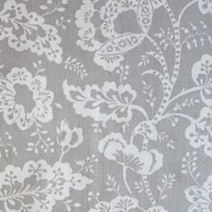 Sarah Richardson's fabric for possible 2nd bedroom