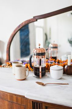 See how this group of Seattle creatives gets together over coffee and brunch on the west elm blog!