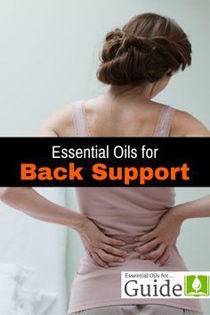 Essential Oils for B