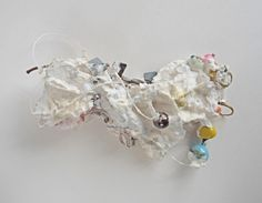 Transformation Project: paper sculpture by Andrea Butler. Join in at http://www.accessart.org.uk