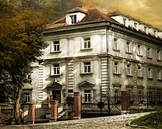 TaxusArt: A man s house is his castle Castle, Mansions, House Styles, Home Decor, Mansion Houses, Homemade Home Decor, Manor Houses, Fancy Houses, Decoration Home
