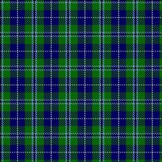 +~+~+~ Douglas Tartan ~+~+~+  This is one of the most famous of the Border clans, taking its name in the 12th century from the Douglas Water in Clydesdale.  Douglas was a supporter and close friend of Robert the Bruce in the wars against England. The family subsequently played a major role in medieval Scottish history when, ultimately, their power threatened the rule of the Crown.  One branch became dukes of Buccleuch and Queensberry.