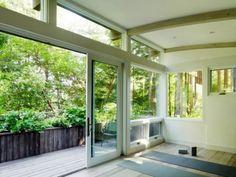 contemporary home gym by Feldman Architecture, Inc.