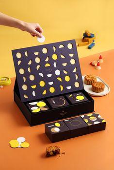 Smart Packaging, Cake Packaging, Food Packaging Design, Packaging Design Inspiration, Brand Packaging, Branding Design, Board Game Design, Creative Box, Stationary Design