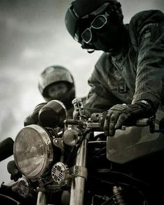 tikitodd:  #caferacer #vintage #oldtimer #style #bike #motorcycle #ride…